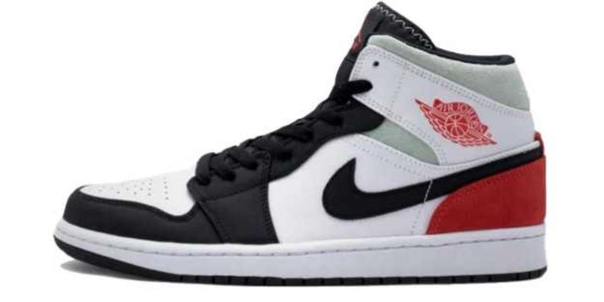 Where to Buy Air Jordan 1 Mid SE Union Black Toe ?