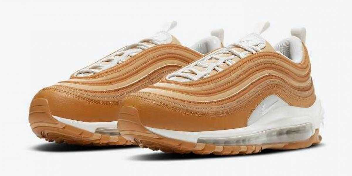 2020 Nike Air Max 97 Wheat Gum Releasing On the Way