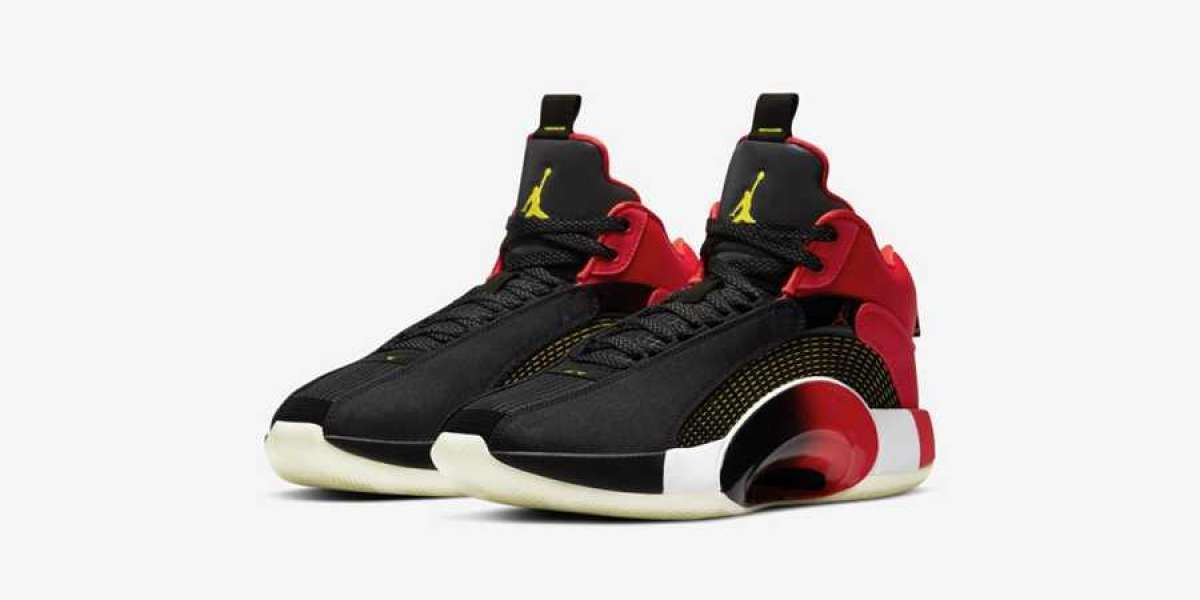 "DD2234-001 Air Jordan 35 ""Chinese New Year"" 2021 New Arrival"