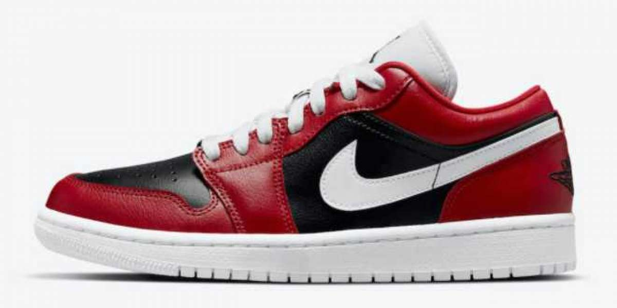 The Air Jordan 1 Low Chicago Flip is coming soon