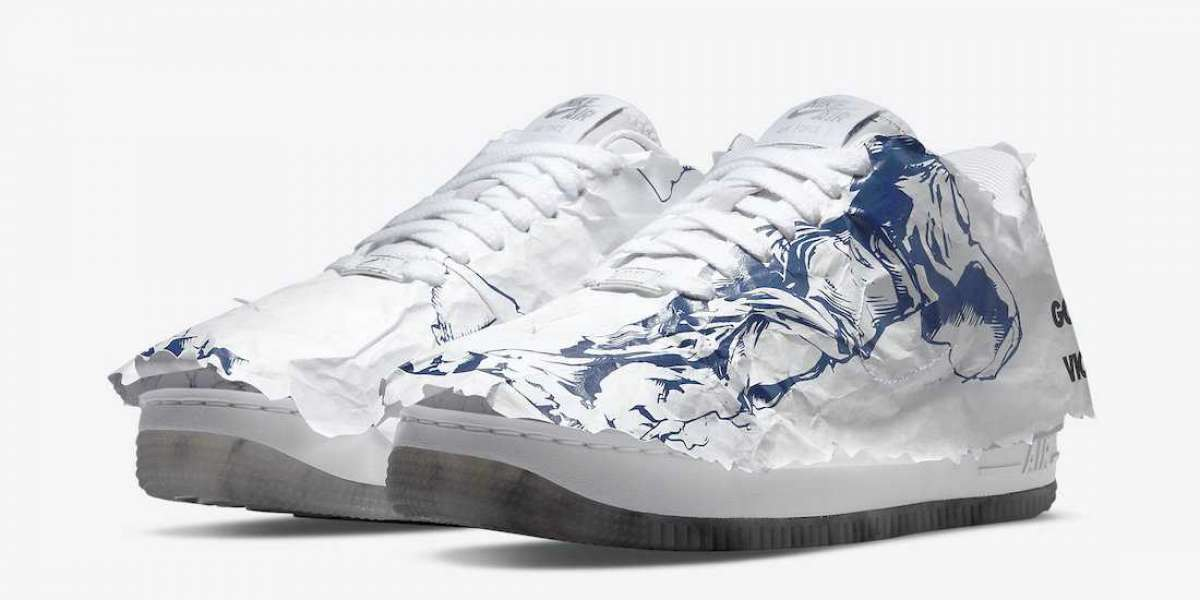 "DJ4635-100 Nike Air Force 1 Shadow ""Goddess of Victory"" Release Information"