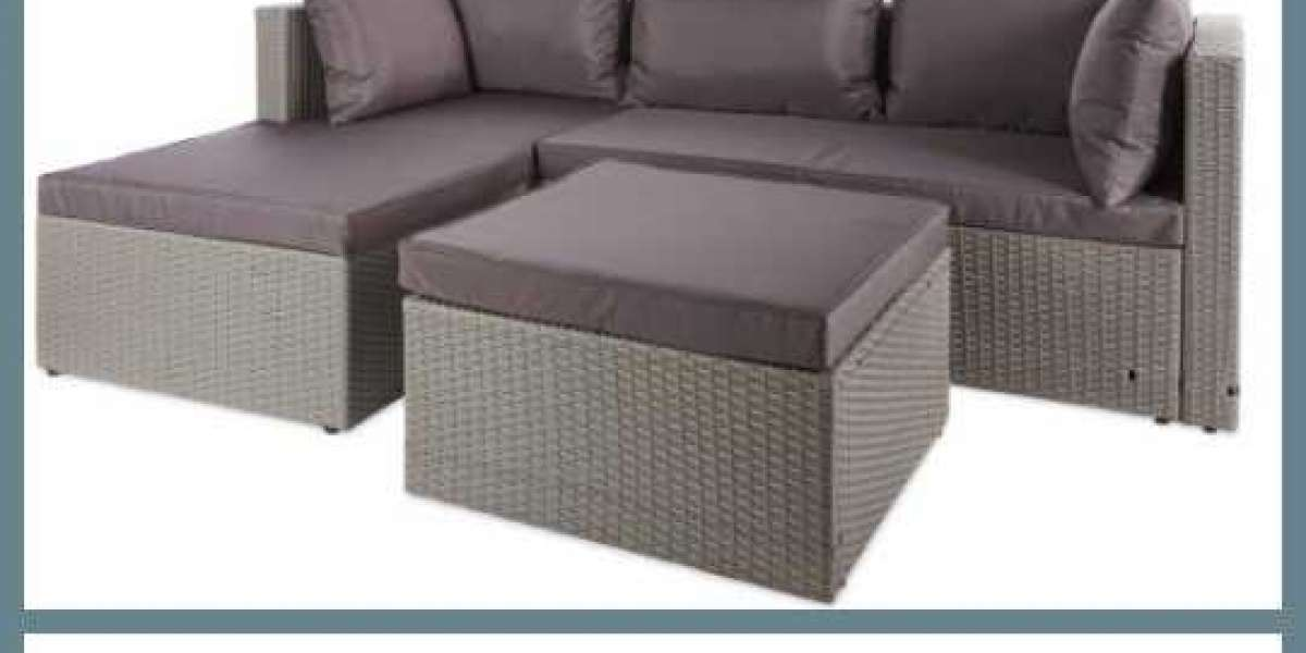 The Benefits of Using Inshare Rattan Corner Sofa for Your Garden