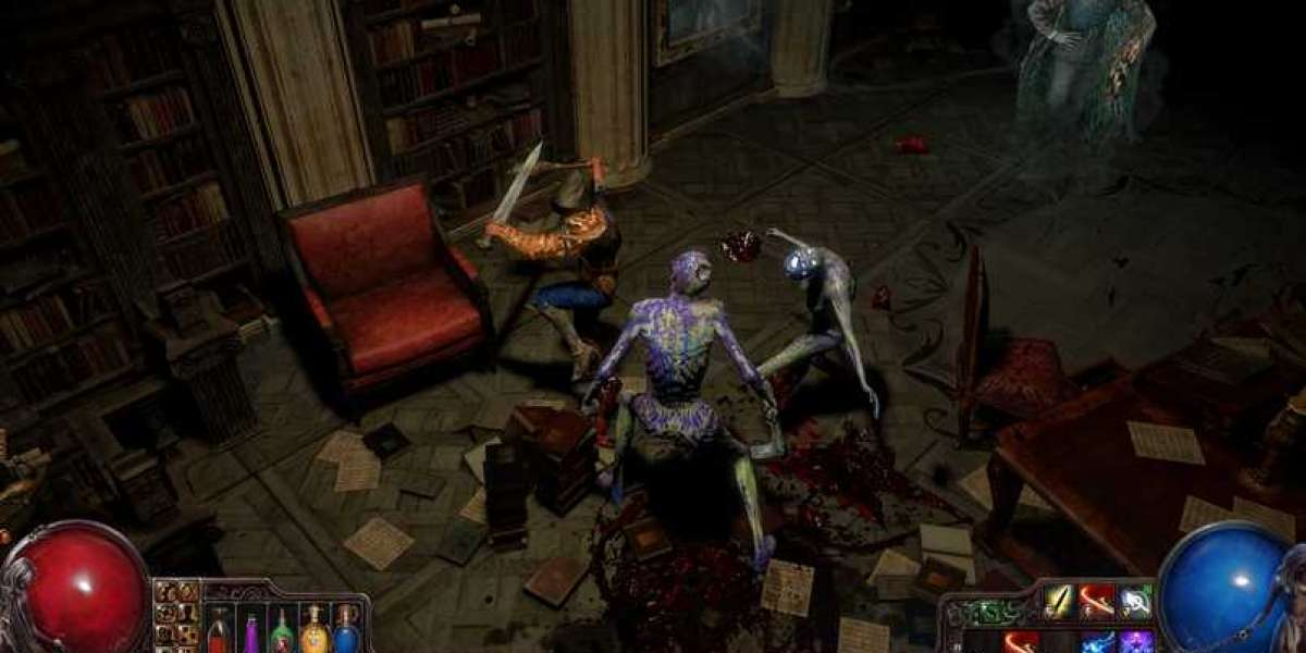 The complexity of the Path of Exile is likable