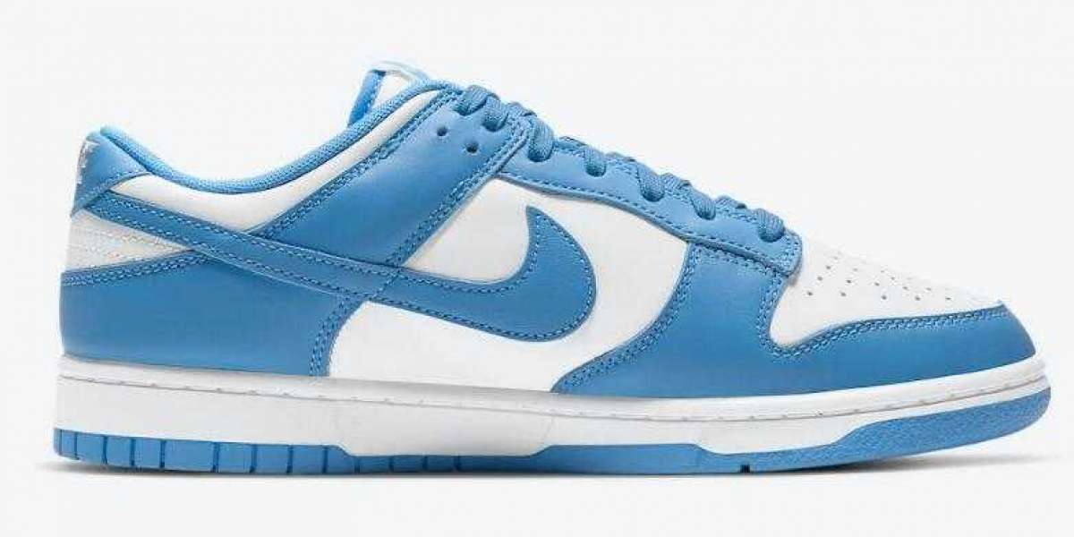 New Nike Dunk Low University Blue to Arrive on June 24, 2021