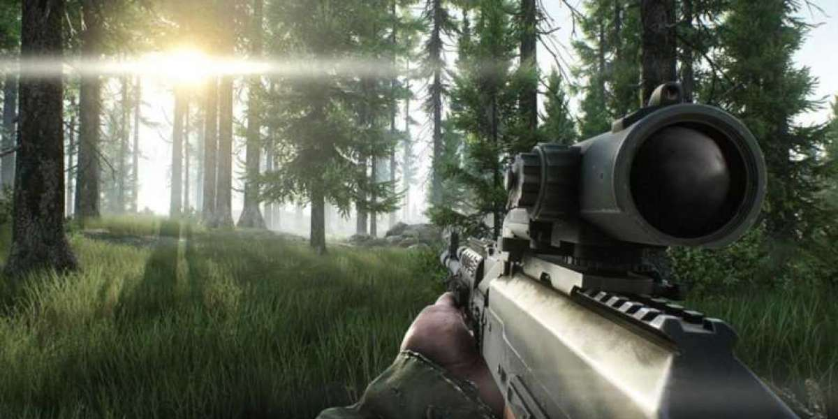 Escape from Tarkov bills itself as a 'hardcore and practical online first-character movement RPG