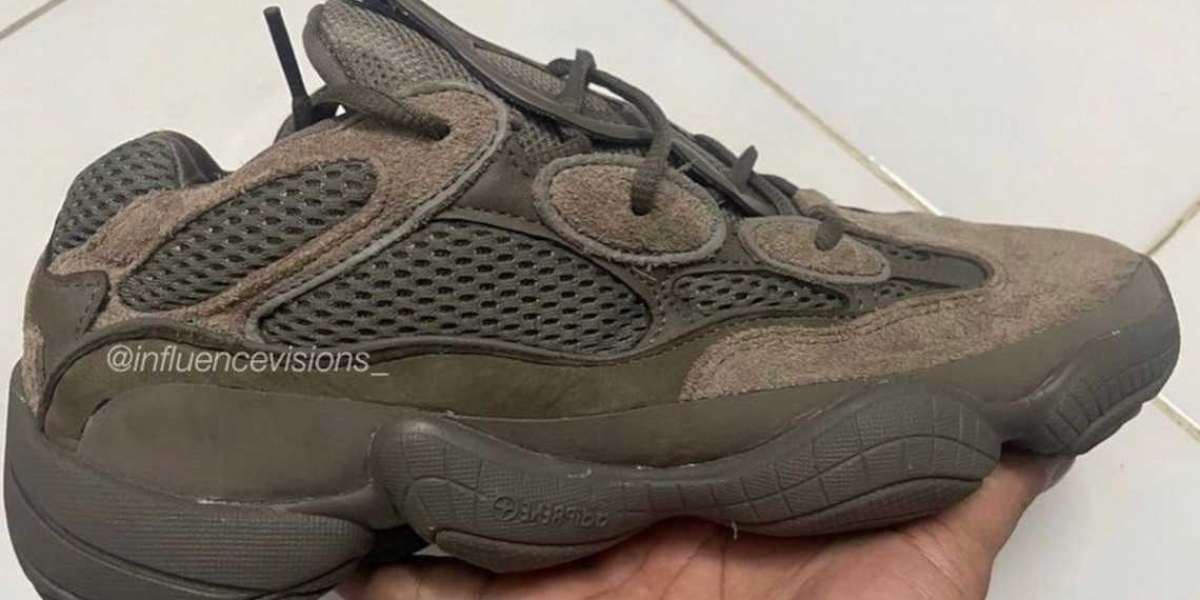 """adidas YEEZY 500 """"Brown Clay"""" will be released on September 18"""